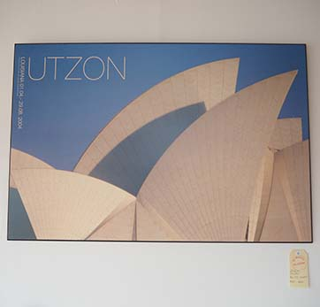 Utzon – Opera House Poster