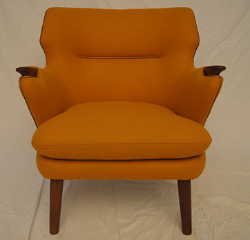 Danish Armchair – SOLD