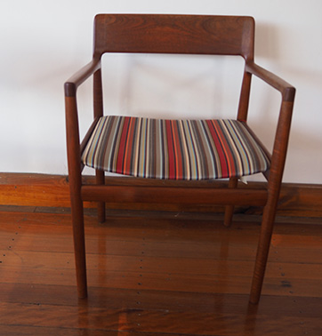 Danish Armchair – $400