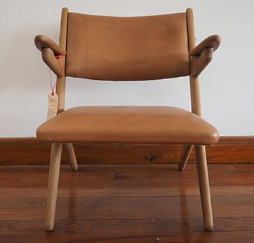 Danish easy chair SOLD