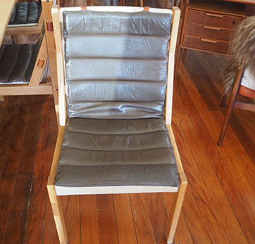 8 Dining Chairs SOLD