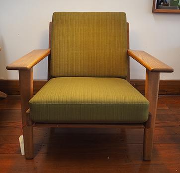 """Hans Wegner """"Plank chair"""" SOLD"""