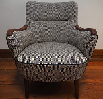 Danish armchair SOLD