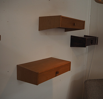 Wall Drawer/Bedsides