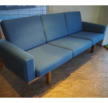 Hans Wegner sofa – GE 236 SOLD