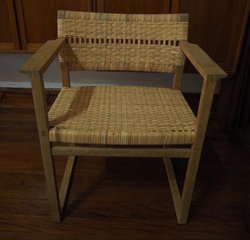 Oak armchair – $ 650