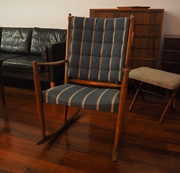 Danish Rocking chair – $ 790