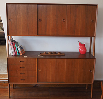 Omann Jun Teak sideboard – $ 2900