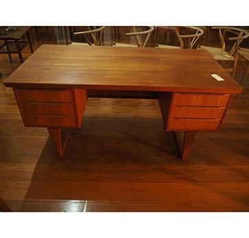Danish Teak desk $ 950