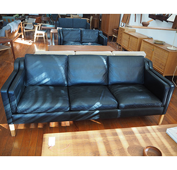 3 Seater Stouby Sofa SOLD