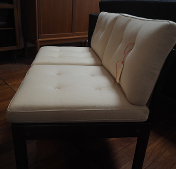 2 Seater Plexus sofa $ 990