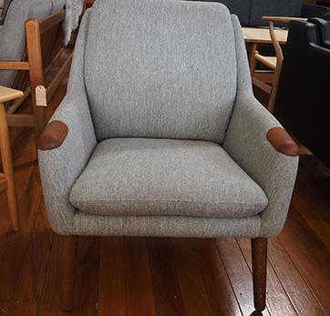 Danish armchair – New wool $ 1490