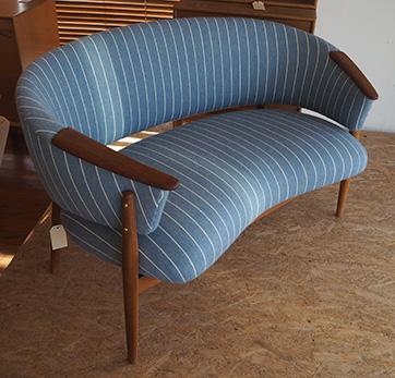 Danish Sofa $ 2200