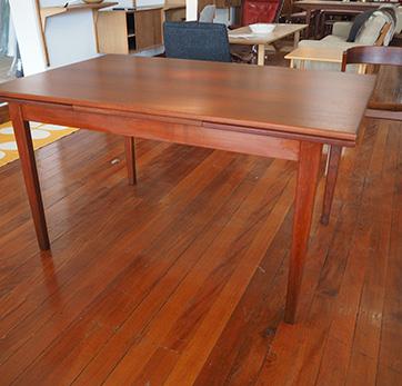 Teak Extension Table $ 890