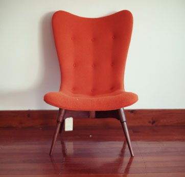 Grant Featherston contour chair model R152